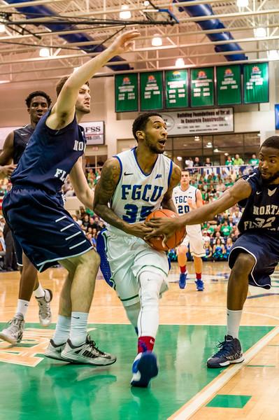 FGCU vs North Florida 02/08/2014