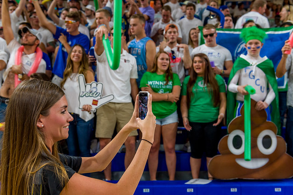 FGCU over UNF ASun Champs 03/05/17