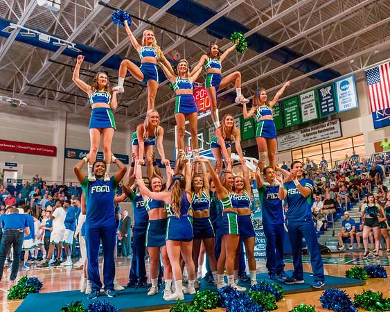 FGCU v USC Upstate ASun Qtr Final 02/26/2018