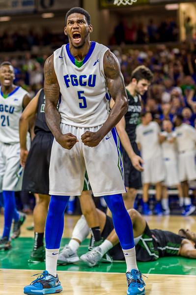 FGCU v USC Upstate ASun Semi-Final 03/05/2015