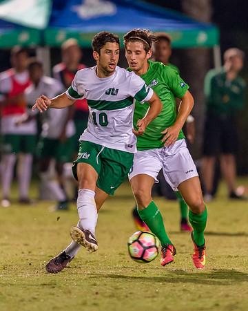 FGCU ASun Soccer Champs over Jacksonville 11/12/16