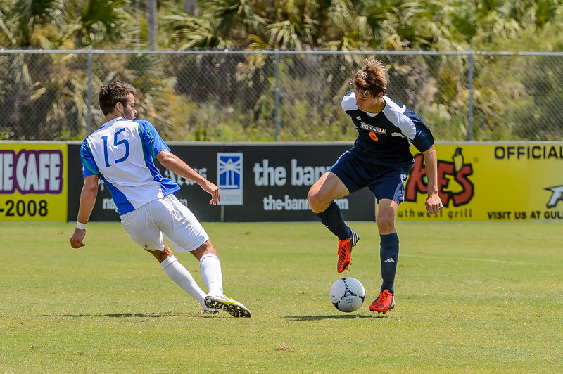 FGCU Men's Soccer vs. Bucknell