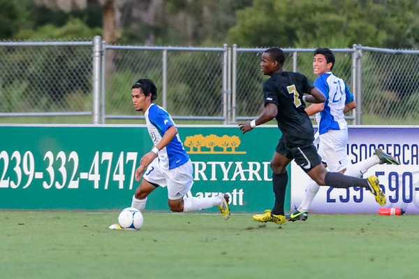 FGVU vs FCU 9/22/2012