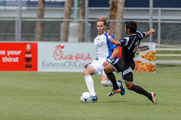 FGCU vs Furman Soccer 9/16/2012