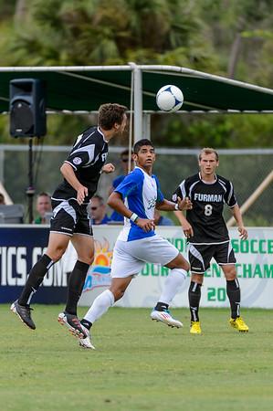 FGCU vs Furman Soccer 9/16/2012