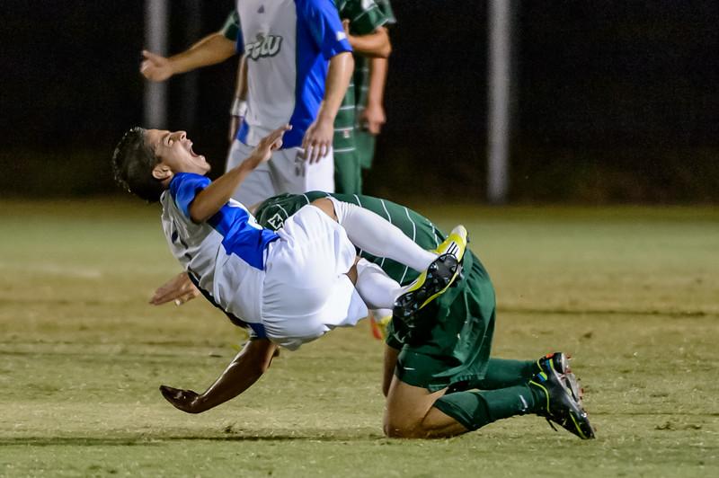 FGCU v Stetson 10/31/2012