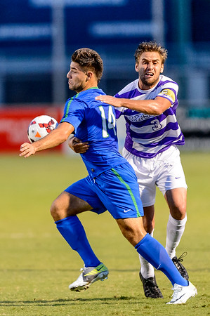 FGCU vs. Lipscomb Men's Soccer 10/04/2013