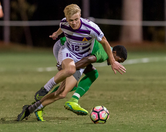 FGCU over Lipscomb 11/5/16 ASun Semi-Final