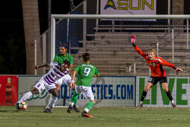FGCU over Lipscomb 11/5/16 ASun Semi-Final