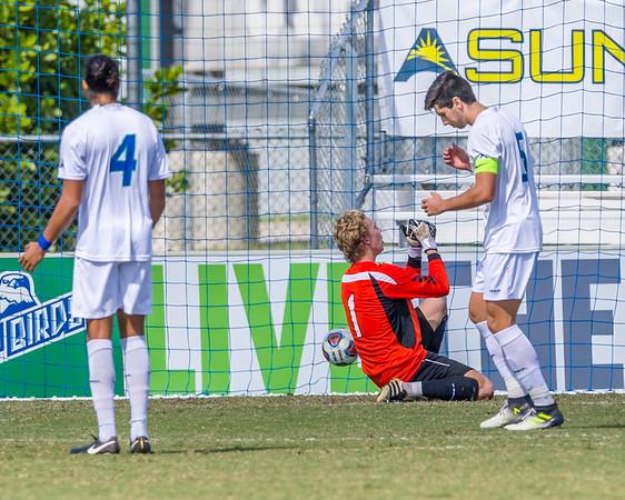 FGCU v Lipscomb ASun Semi-Final 11/05/17