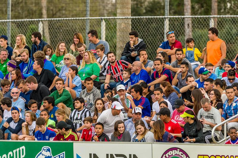 FGCU v NYCFC 01/31/2016