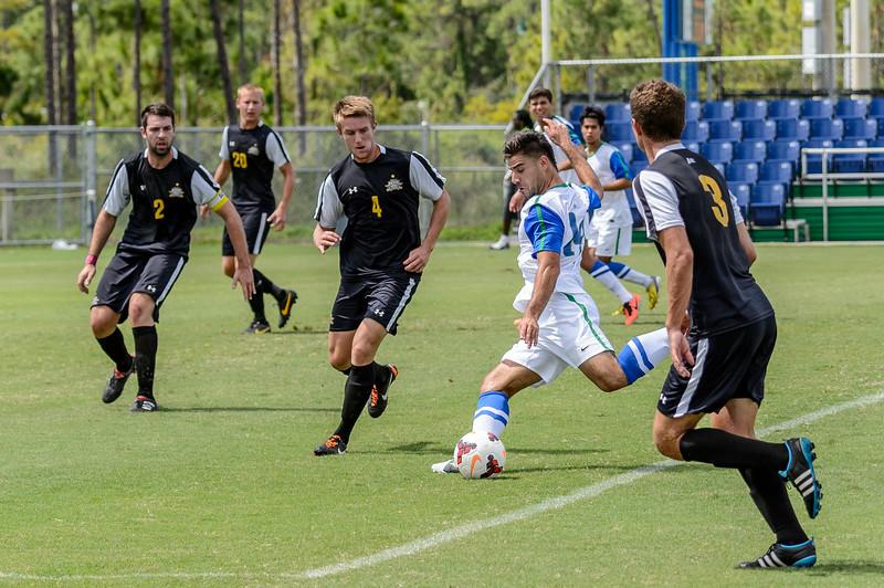 FGCU vs. North Kentucky Men's Soccer 10/06/2013