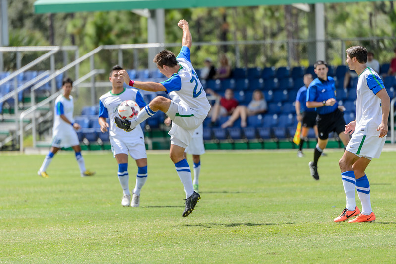 FGCU vs. North Kentucky Men's Soccer 10/06/2013