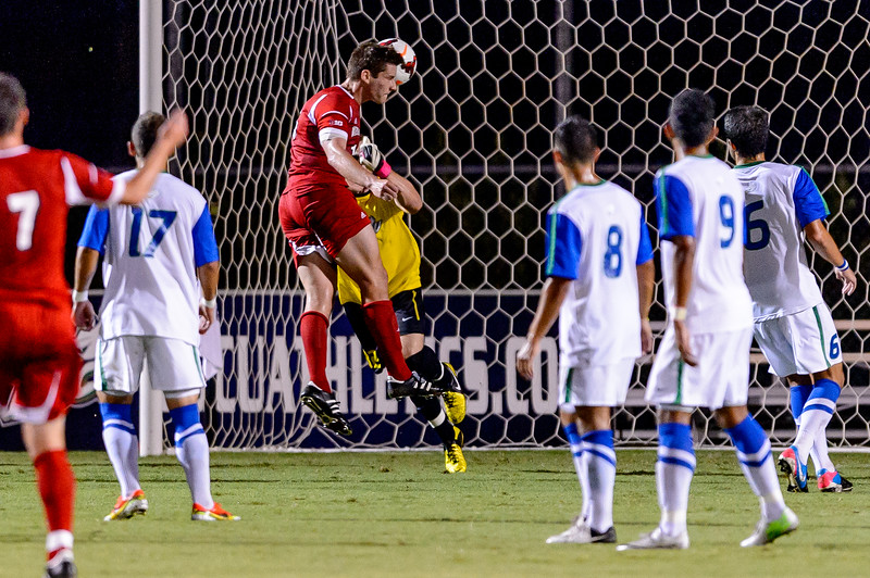 FGCU v Wisconsin Men's Soccer 09/14/2013