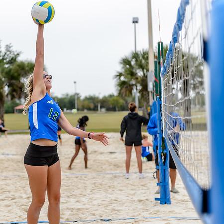 FGCU v FAU Sand Volleyball 4/5/2013