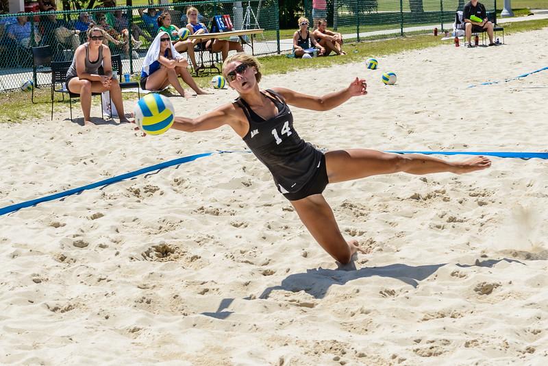 Sand Volleyball: FGCU v Stetson