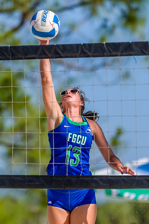 FGCU v North Florida 04/14/18