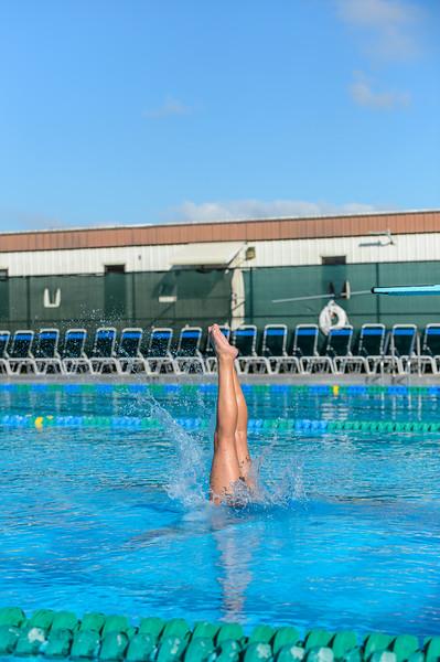 FGCU Swimming & Diving 01/07/2013