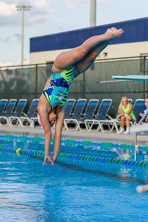 FGCU Swim Quad Meet 11/4/2016