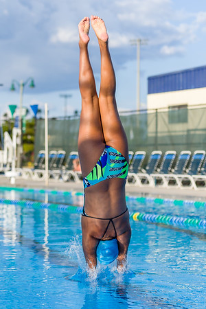 FGCU Swim Quad Meet 11/4/2016