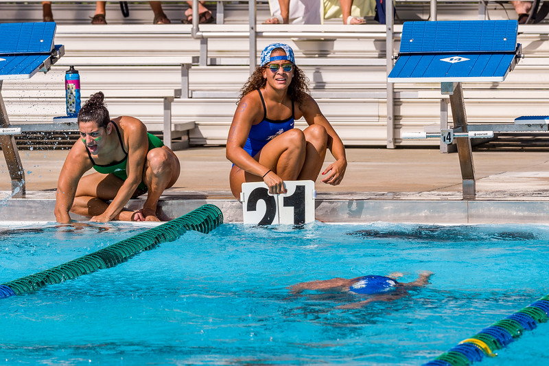 Swimming & Diving Scrimmage 09/27/2014