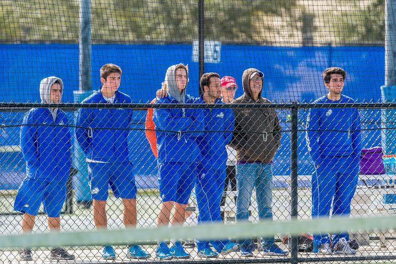 FGCU Tennis Men's and Women's 01/08/2015