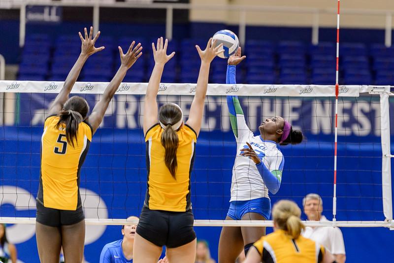 FGCU vs ETSU Women's Volleyball 11/01/2013