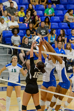 FGCU vs. Mercer Women's Volleyball