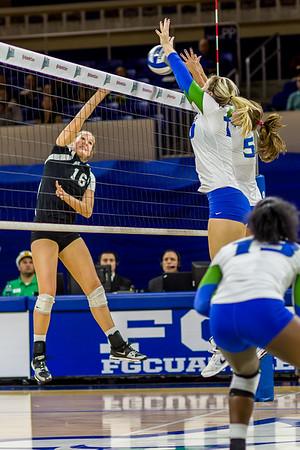 FGCU v JU ASun Semi-Final 11/22/2014