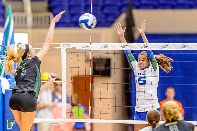 FGCU vs Jacksonville University 09/20/2013