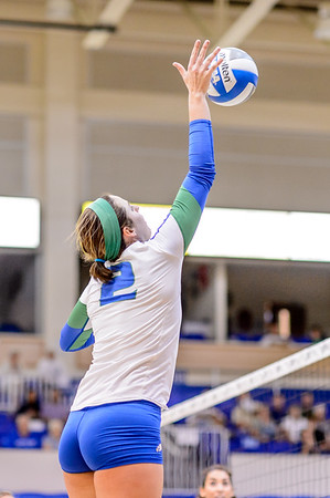 FGCU vs Kennesaw State Volleyball 09/27/2013