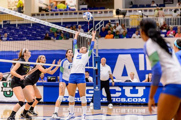 FGCU vs Lipscomb Volleyball 10/18/2013