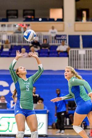 FGCU vs Marquette Volleyball 09/13/2013