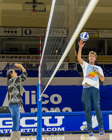 The Other Volleyball Match
