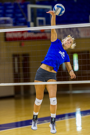 FGCU Volleyball Pre-Season 08/14/2016