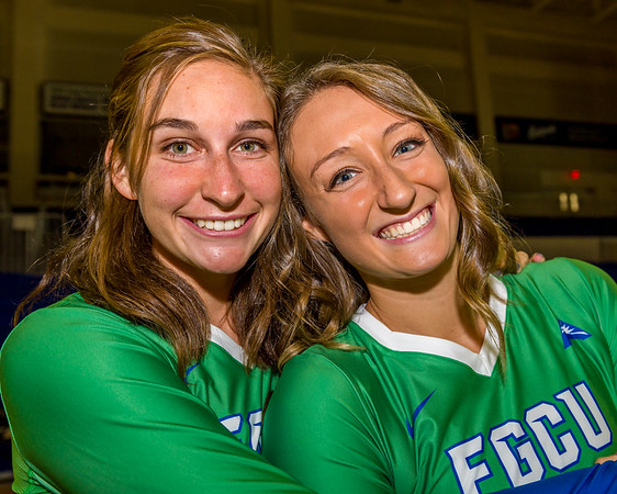 FGCU Volleyball 8/15/2019