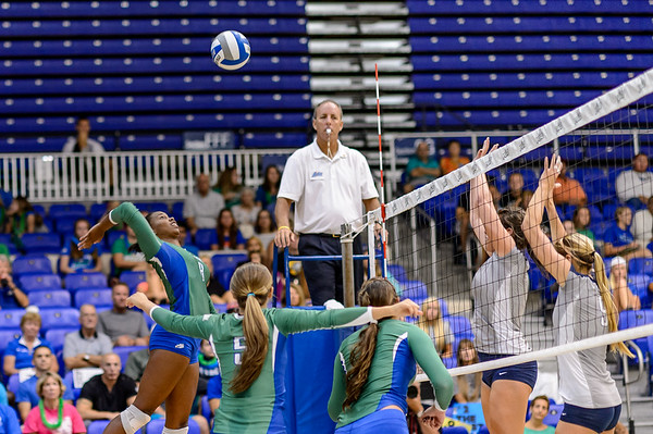 FGCU vs University of North Florida Volleyball 09/21/2013