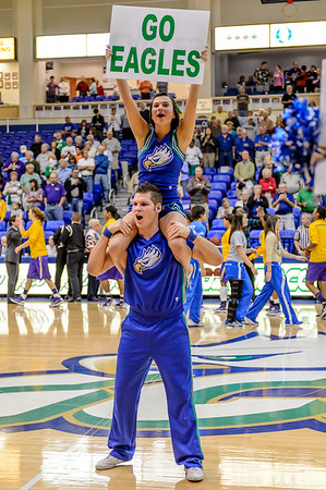 FGCU v LSU Women's Basketball 12/28/2012