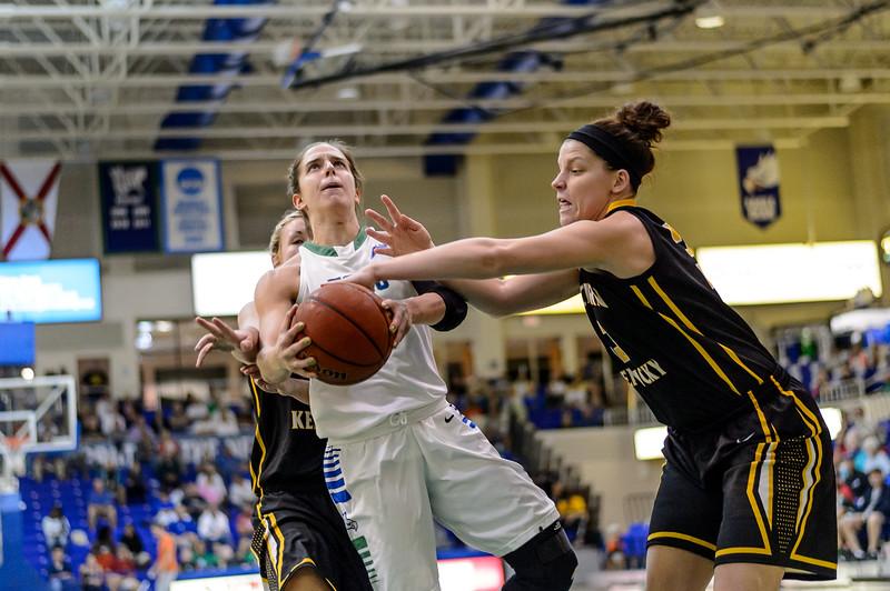 FGCU vs. North Kentucky University 1/19/2013