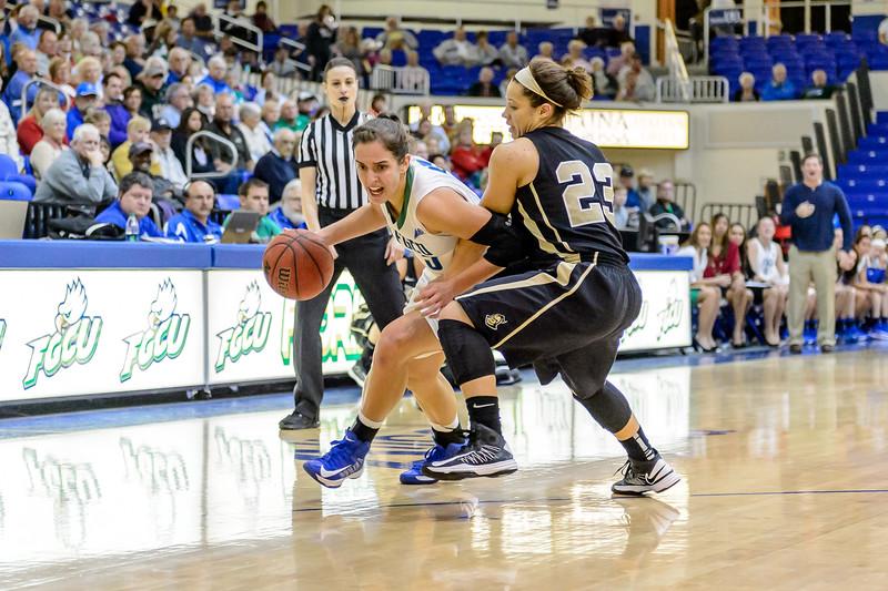 FGCU v UCF Women's Basketball