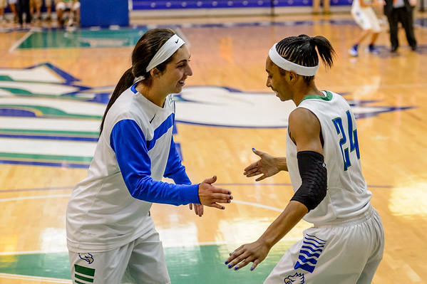 FGCU v Winthrop NIT March 21, 2013