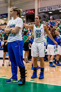 FGCU v Lipscomb ASun Qty Final 03/11/2014