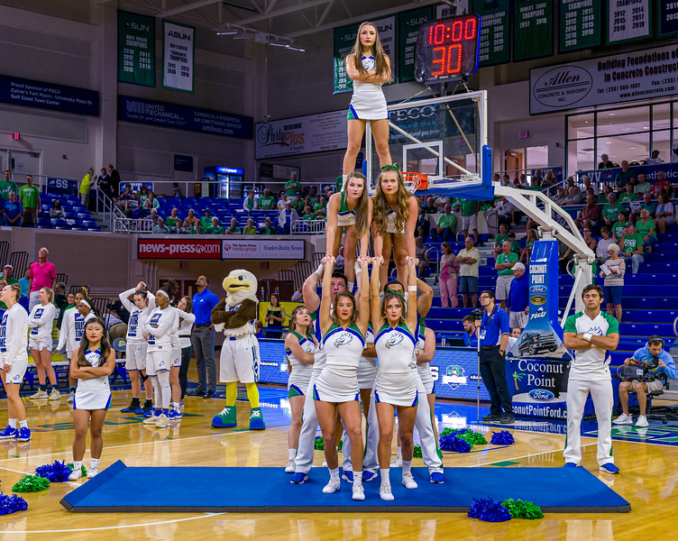 FGCU over UNF 03/11/2020 ASun Semi-Final