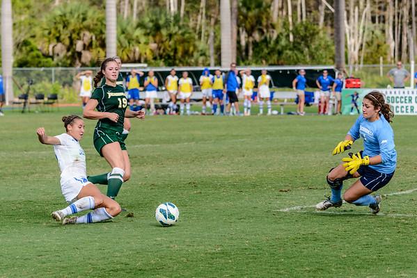 Jacksonville A-Sun Championship 2013