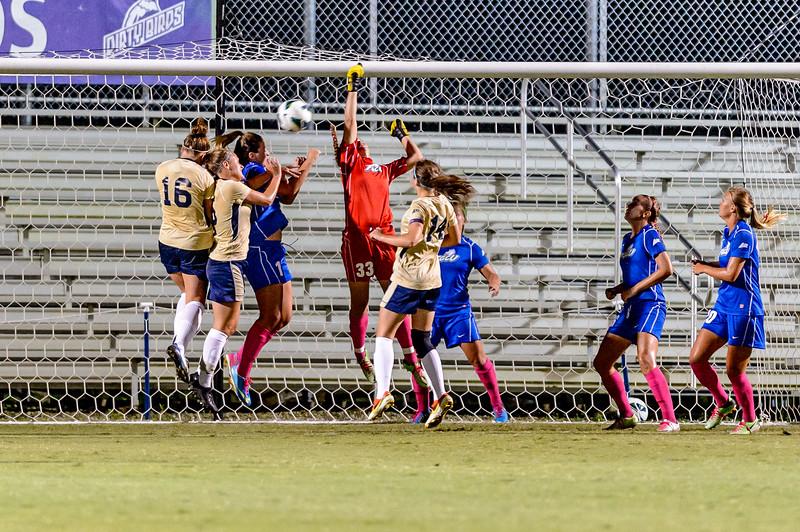 FGCU vs ETSU Women's Soccer 10/11/2013