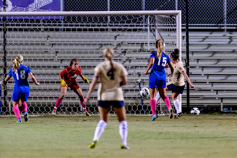 FGCU vs ETSU Women's Soccer 10/11/2013