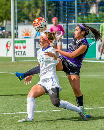 FGCU v Lipscumb ASun Final 11/08/2015