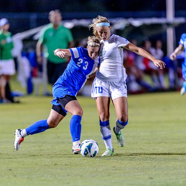 FGCU vs Memphis Women's Soccer 09/20/2013