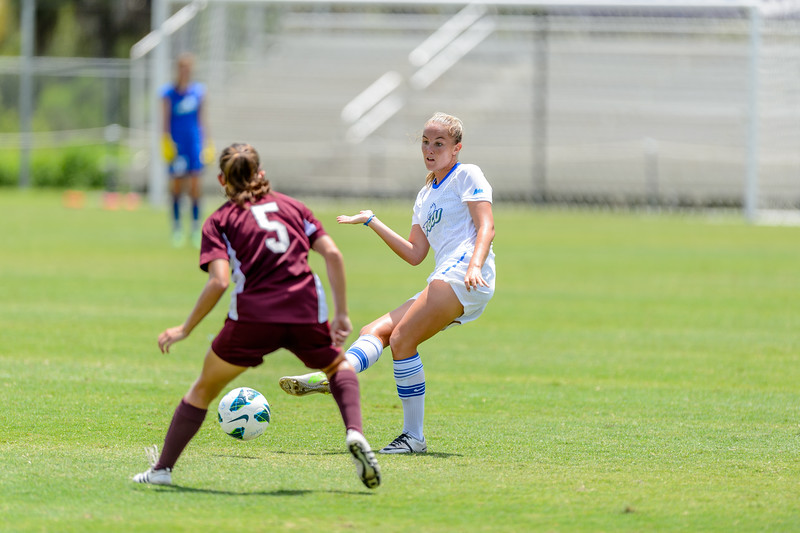 FGCU vs. Mississippi Women's Soccer 09/01/2013