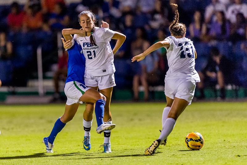 FGCU vs Palm Beach Atlantic 10/22/2014